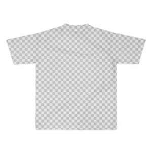 どう見ても透明なTシャツ