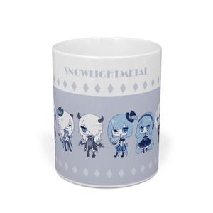 スノウライトメタルミニマム マグカップ