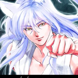 ポストカード 妖狐蔵馬2