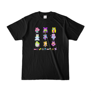 からふるぼでぃずプリントTシャツ