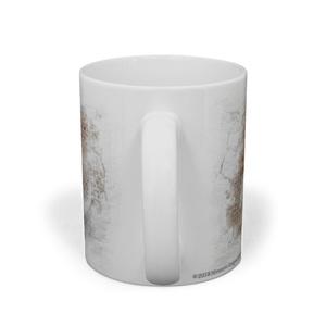 レンガ造りマグカップ