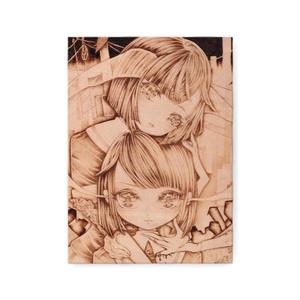 【印刷】アートキャンバス