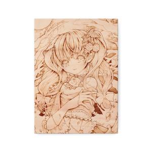 【印刷】「コガシタキオク2017」アートキャンバス