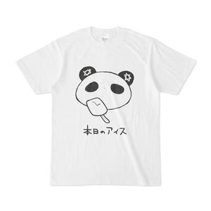 さくらパンダ#本日のアイス Tシャツ