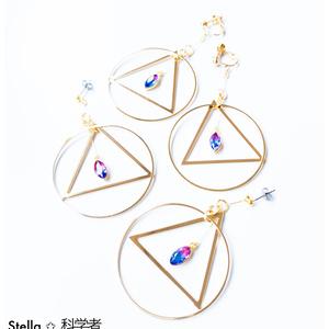 Fling Posse ☆ Stella 科学者イメージ イヤーアクセサリー