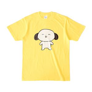 わんたろうTシャツ イエロー