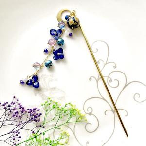 三日月宗介イメージ 紫陽花 かんざし