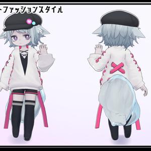 【オリジナル3Dモデル】『キュオン』ver1.22