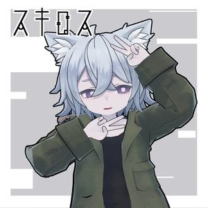【オリジナル3Dモデル】『スキロス』Skylos (素体付き)