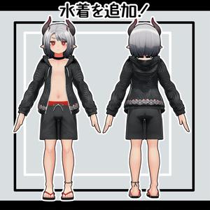 【オリジナル3Dモデル】『ウラモ』