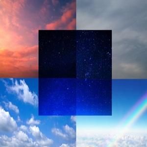 The sky is connected ピアノBGM集