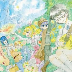 魔女の森 イラストカード#1 龍之進