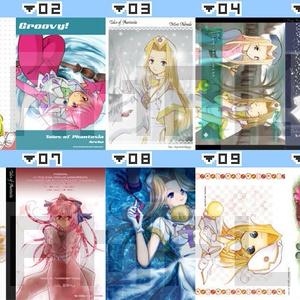ポストカード単品/セット(版権絵①)