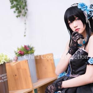 一茶-【アイドルマスター シンデレラガールズ】【鷺澤文香】【12P】
