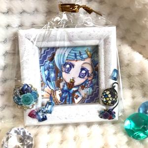 ◆【ミニ原画】ブルーベリーチョコレイト