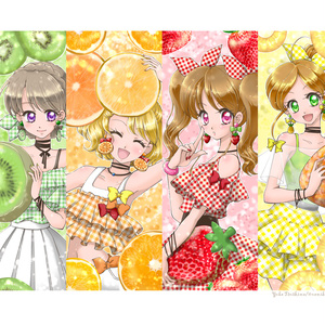 Freshfruit girls