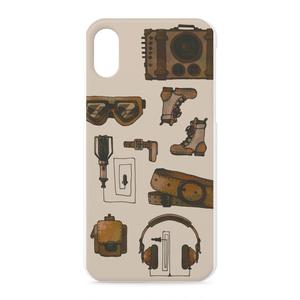 iphone11proケース-スチームパンク柄