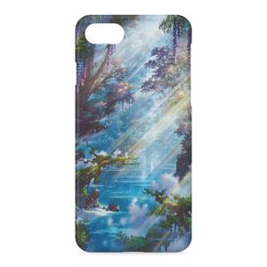 森の乱反射-iPhoneケース