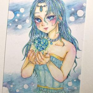 ポストカード 「宝石」
