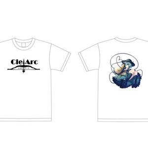 CielArcオリジナルTシャツ【古明地こいしステッカー付】