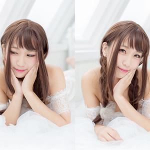 CH24・C95新刊【実物通販】【写真集】白色彼女【数量限定】