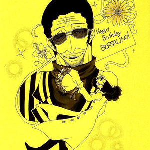 Happy Birthday BORSALINO!