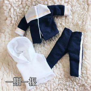 『受注生産』内番 オビツ11サイズ 服