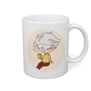 爺マグカップ