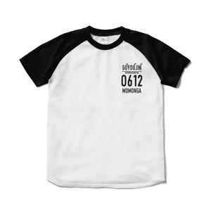 ラグランTシャツ/モモンガ