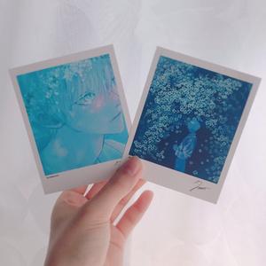 ポストカード二枚セット