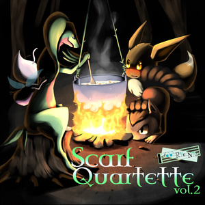 Scarf Quartette vol.2 (CD)