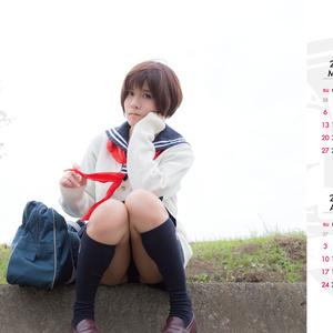 七瀬学園 2016年卓上カレンダー