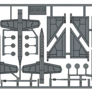1/700 大日本帝国海軍 計画機 Pa.400