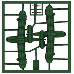 1/700 大日本帝国海軍 九八式水上偵察機(夜偵)