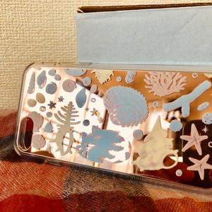 iPhone8ケース(水曜日の猫)