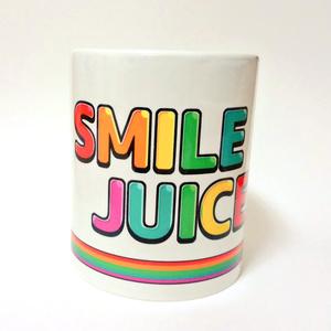 ニコニコジュースマグカップ
