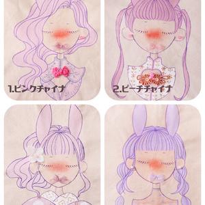 手描きのキャンバストート(6月)