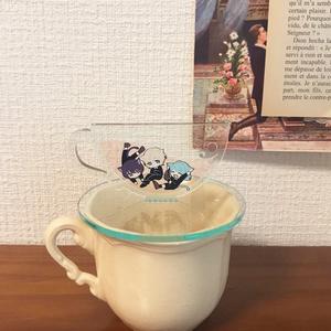 ねこ紅茶部アクリルスタンド