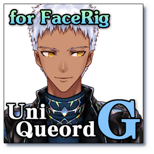 "UniQueord - "" G ""(for FaceRig)"