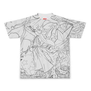 Tシャツ「召しませ」