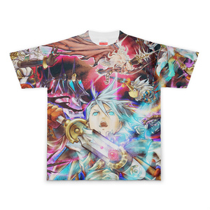 Tシャツ「少年は鞘を剥ぐ」