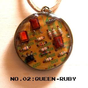 QUEEN-RUBY