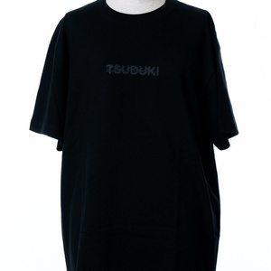 """TSUDUKI"" Tee with vividcolor × urauecast."