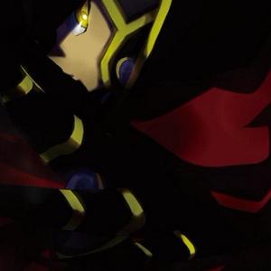 【ポストカード】遊戯王GX‐覇王様