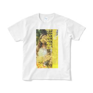 喜怒哀楽Tシャツ - 楽Ver.