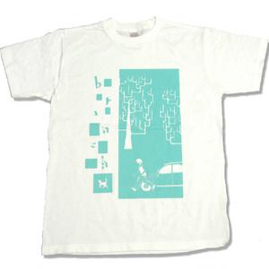 branch Tシャツ (White)  size 160