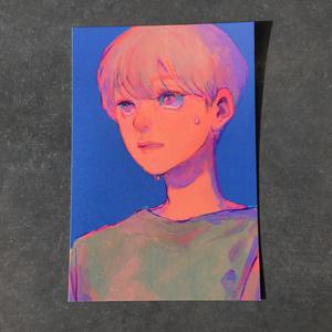 イラストカード 【 夏 】