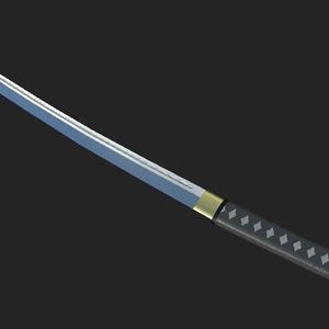 カスタマイズ素体刀 [無刀]