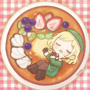 すやすやパンケーキ(バニヤン)