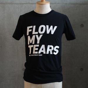 「流れよわが涙、と警官は言った」Tシャツ (Black)